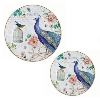 Royal Elisabeth Roma porcelanski set za dezert