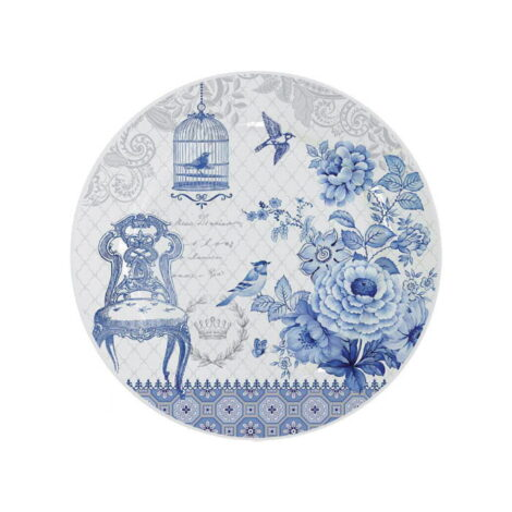 Royal Elisabeth Venice porcelanski set za dezert