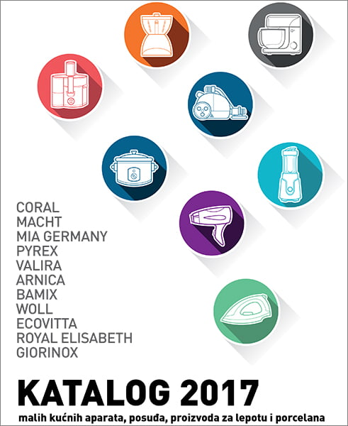 Katalog proizvoda za 2017.