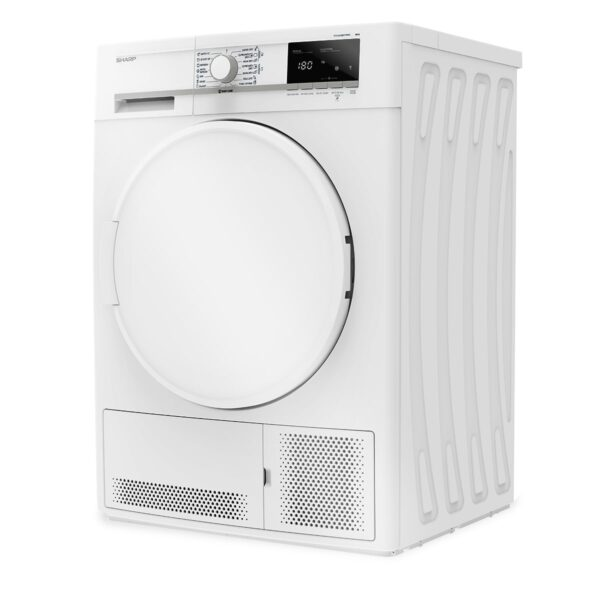 Sharp mašina za sušenje veša sa 15 programa kapaciteta 7 kg - KD-GCB7S7PW9-EE