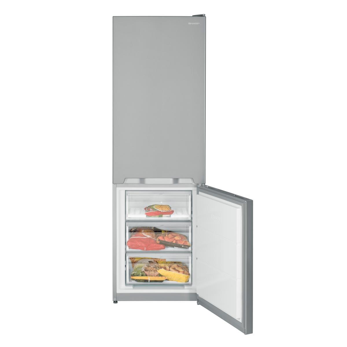 Sharp kombinovani frižider sa zamrzivačem i chiller-om od 324 litara (208+22+94) - SJ-BA10IMXI2