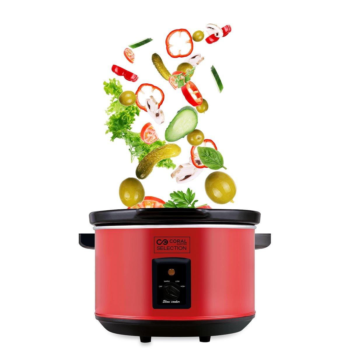 Aparat za sporo kuvanje 5,5 l - Super Krčko SC-350 Selection
