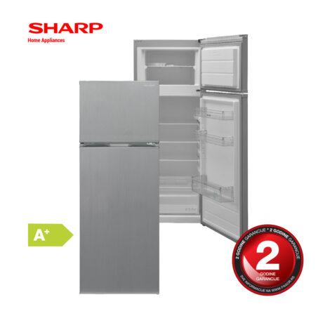 Sharp kombinovani frižider 213 l (171+42) SJ-TB01ITXLF